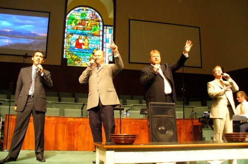 Gold City at Tusculum Hills Baptist, 07/01/2009